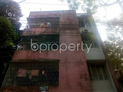 Front view - 2 Bed Apartment to Rent in Mirpur, Dhaka - 1860374