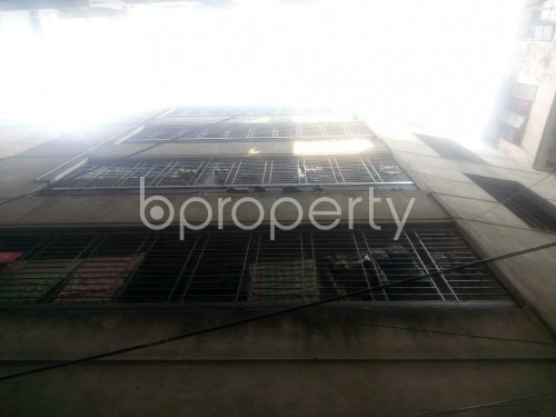 Front view - 2 Bed Apartment to Rent in Kathalbagan, Dhaka - 1860377
