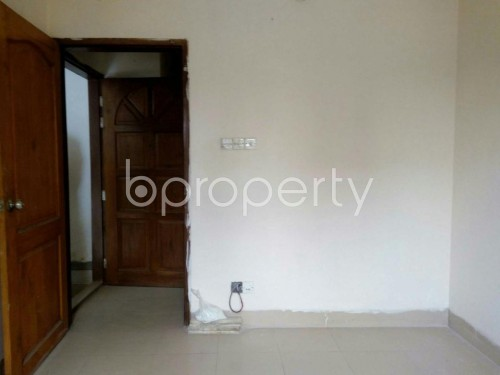Empty Room - 2 Bed Apartment to Rent in Mirpur, Dhaka - 1860366