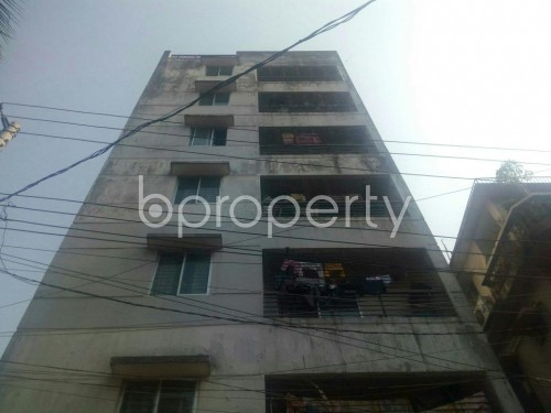 Front view - 2 Bed Apartment to Rent in Mirpur, Dhaka - 1860380