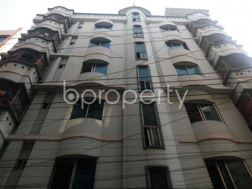 Front view - 3 Bed Apartment to Rent in Mirpur, Dhaka - 1860382
