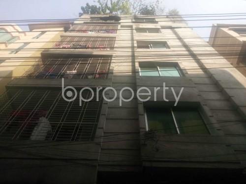 Front view - 2 Bed Apartment to Rent in Hatirpool, Dhaka - 1860408