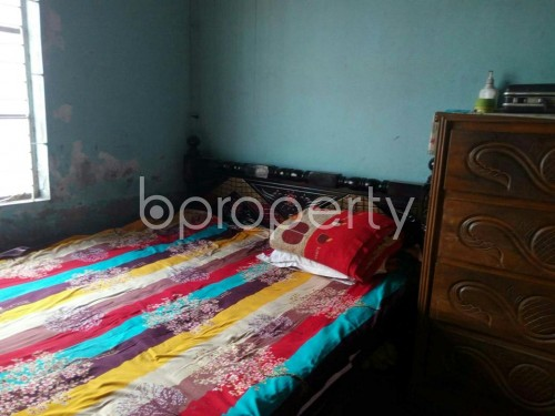 Bedroom - 1 Bed Apartment to Rent in Shyampur, Dhaka - 1860420