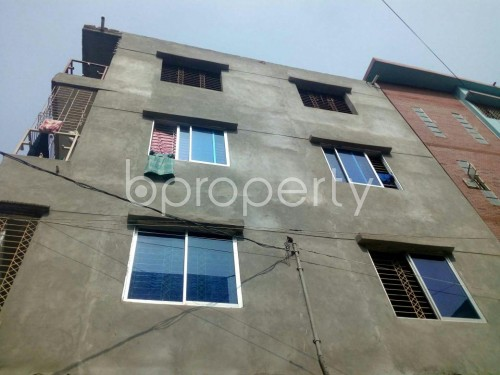 Front view - 2 Bed Apartment to Rent in Mirpur, Dhaka - 1860435