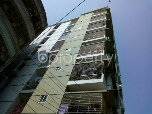 Outside view - 2 Bed Apartment to Rent in Dhanmondi, Dhaka - 1860438