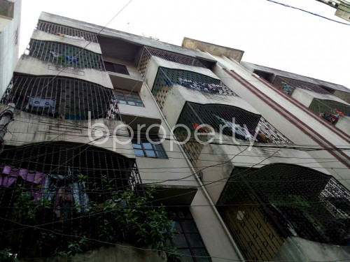 Outside view - 2 Bed Apartment to Rent in Dhanmondi, Dhaka - 1860440