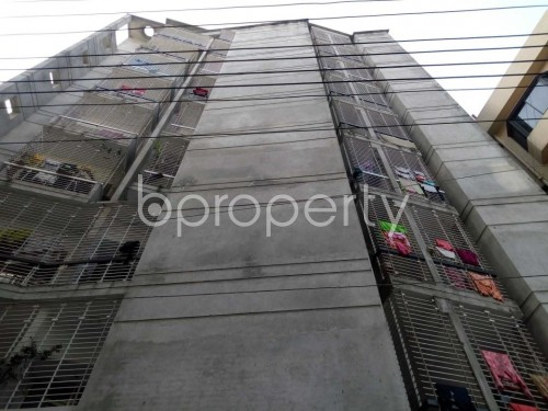 Front view - 3 Bed Apartment to Rent in Mirpur, Dhaka - 1860444