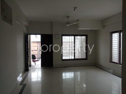 Dining area - 2 Bed Apartment to Rent in Nikunja, Dhaka - 1860443
