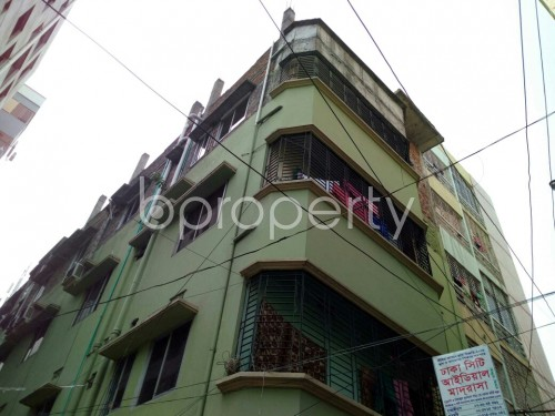 Outside view - 2 Bed Apartment to Rent in Dhanmondi, Dhaka - 1860454