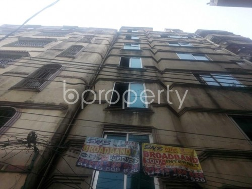 Front view - 2 Bed Apartment to Rent in Hatirpool, Dhaka - 1860456