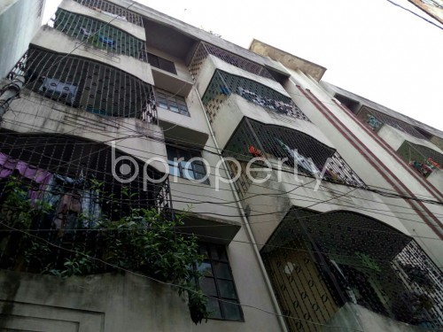 Outside view - 2 Bed Apartment to Rent in Dhanmondi, Dhaka - 1860458