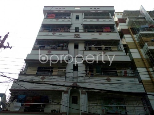 Front view - 2 Bed Apartment to Rent in Uttara, Dhaka - 1860460