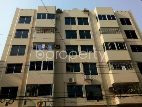 Front view - 3 Bed Apartment to Rent in Dhanmondi, Dhaka - 1860461