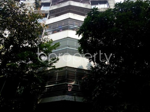 Front view - 3 Bed Apartment to Rent in Uttara, Dhaka - 1860472