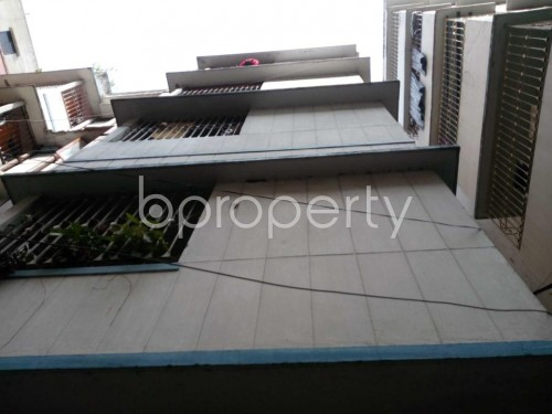 Front view - 2 Bed Apartment to Rent in Shantinagar, Dhaka - 1860475