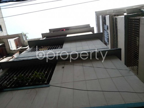 Front view - 2 Bed Apartment to Rent in Shantinagar, Dhaka - 1860477