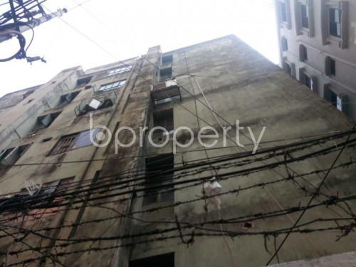 Front view - 1 Bed Apartment to Rent in Shantinagar, Dhaka - 1860478