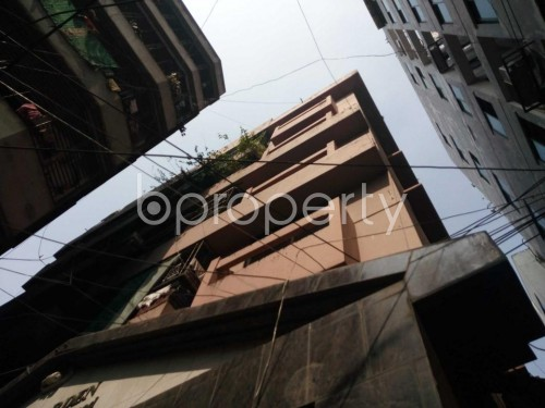 Front view - 3 Bed Apartment to Rent in Shantinagar, Dhaka - 1860479