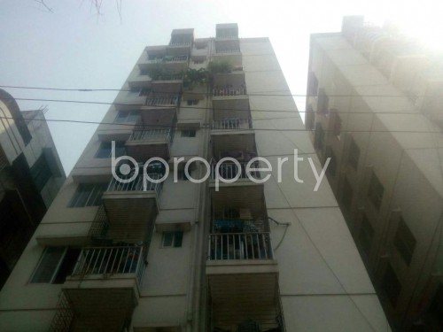 Front view - 2 Bed Apartment to Rent in Malibagh, Dhaka - 1860635