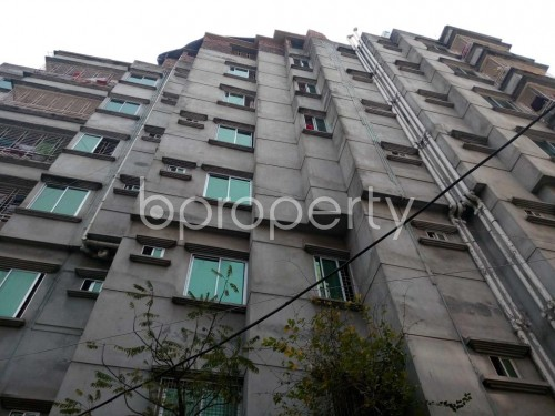 Front view - 3 Bed Apartment to Rent in Khilgaon, Dhaka - 1860743