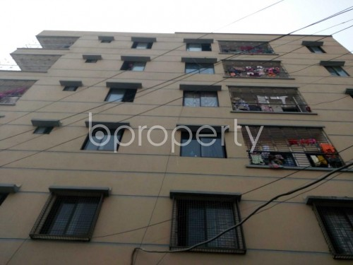 Front view - 2 Bed Apartment to Rent in Khilgaon, Dhaka - 1860746