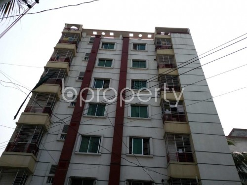 Front view - 3 Bed Apartment to Rent in Khilgaon, Dhaka - 1860748