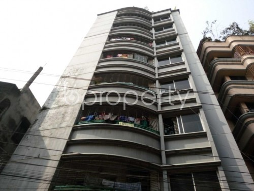 Front view - 3 Bed Apartment to Rent in Khilgaon, Dhaka - 1860815