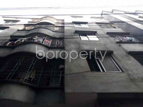 Outside view - 2 Bed Apartment to Rent in Khilkhet, Dhaka - 1860886