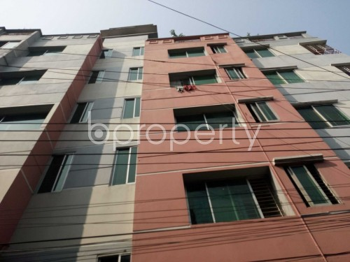 Outside view - 2 Bed Apartment to Rent in Khilkhet, Dhaka - 1860890
