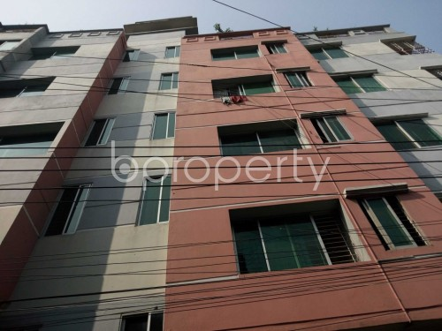 Outside view - 2 Bed Apartment to Rent in Khilkhet, Dhaka - 1860891