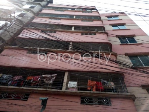 Front view - 2 Bed Apartment for Sale in Lalbagh, Dhaka - 1860927