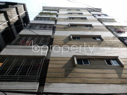 Front view - 2 Bed Apartment for Sale in Lalbagh, Dhaka - 1860957