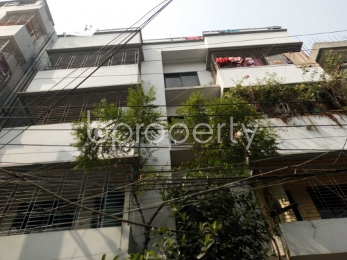 Outside view - 2 Bed Apartment to Rent in Khilkhet, Dhaka - 1860976