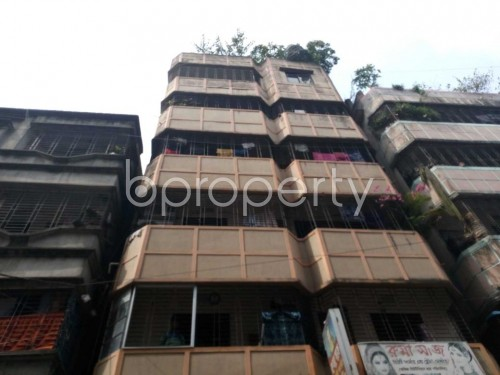 Front view - 2 Bed Apartment to Rent in Mugdapara, Dhaka - 1861028
