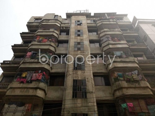 Front view - 2 Bed Apartment to Rent in Mugdapara, Dhaka - 1861047