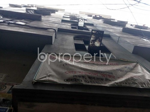 Front view - 2 Bed Apartment to Rent in Mugdapara, Dhaka - 1861071