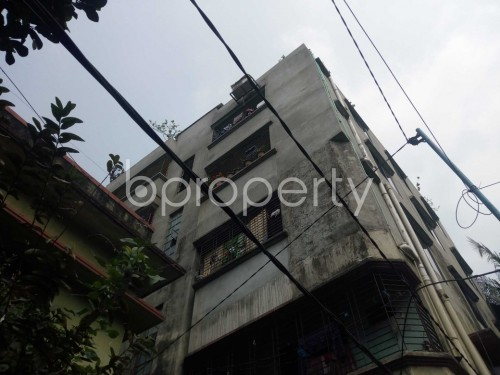 Outside view - 2 Bed Apartment to Rent in Khilkhet, Dhaka - 1861138