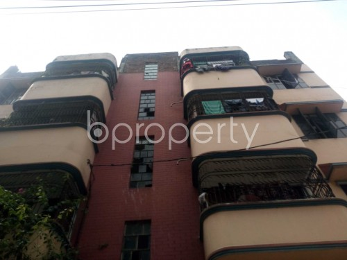 Outside view - 2 Bed Apartment to Rent in Khilkhet, Dhaka - 1861175