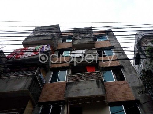 Outside view - 2 Bed Apartment to Rent in Khilkhet, Dhaka - 1861176
