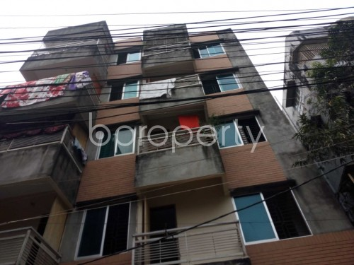 Outside view - 2 Bed Apartment to Rent in Khilkhet, Dhaka - 1861178