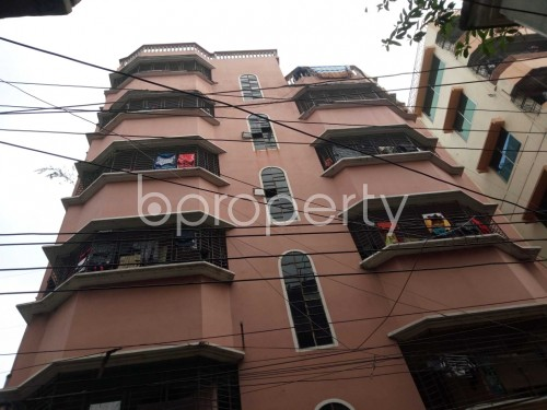 Outside view - 2 Bed Apartment to Rent in Khilkhet, Dhaka - 1861180