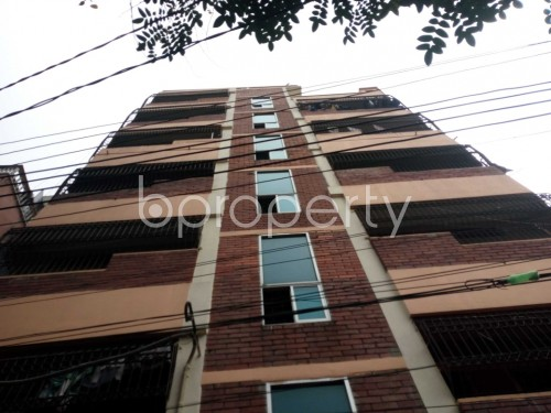 Outside view - 3 Bed Apartment to Rent in Khilkhet, Dhaka - 1861209