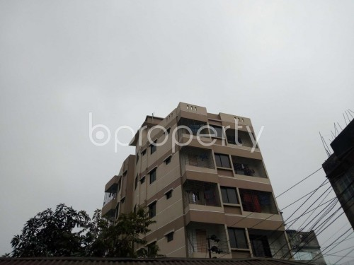 Outside view - 2 Bed Apartment to Rent in Khilkhet, Dhaka - 1861217