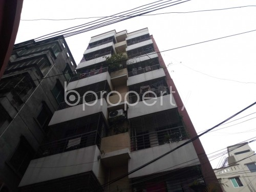 Outside view - 3 Bed Apartment to Rent in Khilkhet, Dhaka - 1861220