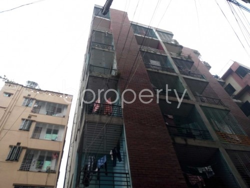 Outside view - 2 Bed Apartment to Rent in Khilkhet, Dhaka - 1861221