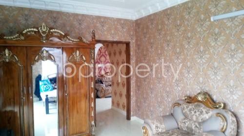 Bedroom - 4 Bed Apartment to Rent in Niketan, Dhaka - 1862545