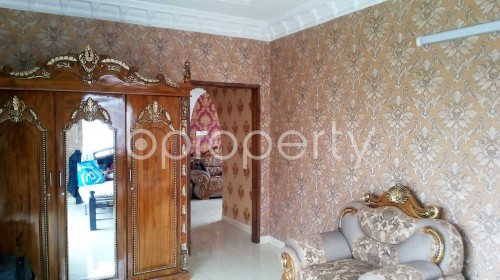 Bedroom - 4 Bed Apartment to Rent in Niketan, Dhaka - 1862546