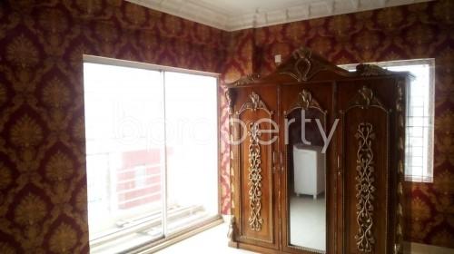Bedroom - 4 Bed Apartment to Rent in Niketan, Dhaka - 1862547