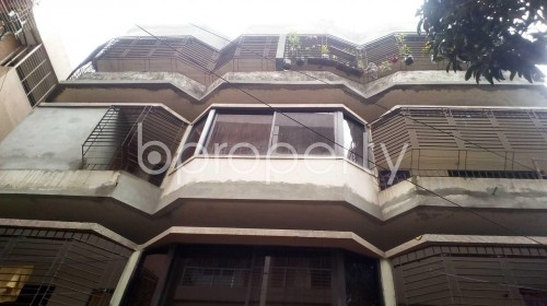 Front view - 1 Bed Apartment to Rent in Niketan, Dhaka - 1862623