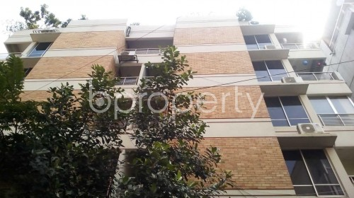 Front view - 3 Bed Apartment to Rent in Niketan, Dhaka - 1862638
